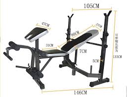 weight lifting bench press