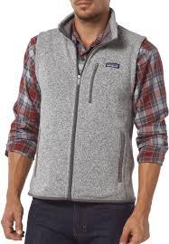 Patagonia Mens Better Sweater Fleece Vest Size Xxl Gray