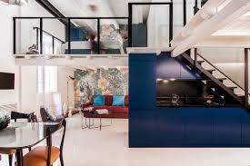 mezzanine furniture. View In Gallery Delightful And Vivacious Modern Home Cagliari, Italy Mezzanine Furniture O