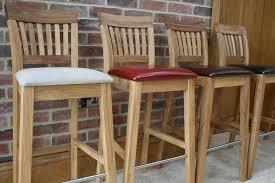 oak bar stools kitchen stools tall oak breakfast bar stools within oak bar stools
