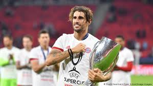 The 2019 uefa super cup was the 44th edition of the uefa super cup, an annual football match organised by uefa and contested by the reigning champions of the two main european club competitions, the uefa champions league and the uefa europa league. Javi Martinez Entscheidet Uefa Supercup Fur Fc Bayern Sport Dw 24 09 2020