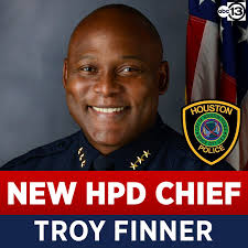 ABC13 Houston - Houstonians have a new chief of police   Meet Troy ...