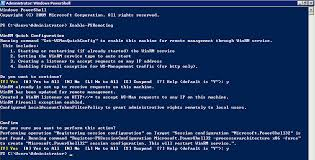 Powershell Windows Sharepoint 2010 With Windows Powershell Remoting Step By Step Jie