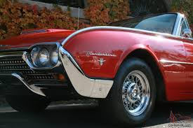 Ford Thunderbird Factory Sports Roadster M-Code #46 of 120