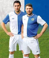 This football shirt is from umbro's archive. New Blackburn Rovers Kit 2012 2013 Umbro Blackburn Home Shirt 12 13 Football Kit News