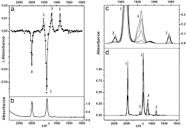 Characterization Of An Organometallic Xenon Complex Using Nmr And Ir