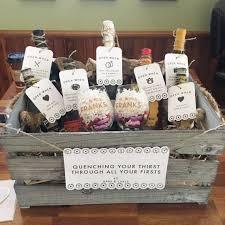 awesome bachelorette gift basket