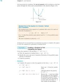 where a 0 if a 7 0 then the parabola opens upward and if