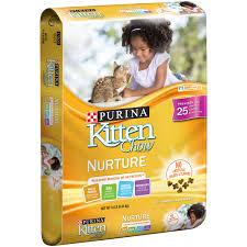 Kitten Chow Nurture Formula Purina Store