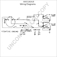duvac wiring diagram 20 wiring diagram images wiring diagrams a0012826jb wiring prestolite leece neville duvac alternator wiring diagram at cita asia