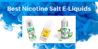 Best Nicotine Salt E Liquids Of 2019 The Ultimate Guide On