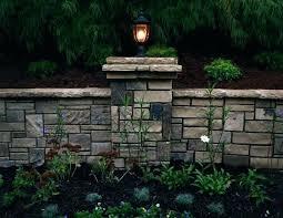 retaining wall lights retaining wall lighting retaining wall lights landscaping wall retaining wall lights menards retaining wall lights