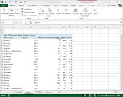 heatmap in excel heat maps in excel excel university