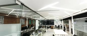 Modern office lighting Pendant Lighting For Office Space With Led Linear Lighting Custom Light For Modern Office Space Strips Theshallowsco Lighting For Office Space With Led Linear Lighting Custom Light For