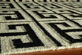 greek key rug key rug in black greek key rug 8 x 10 greek key rug