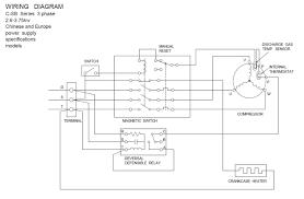 hermetic compressor wiring diagram fonar me hermetic compressor wiring diagram