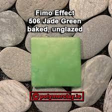 Jade Colour Chart Fimo Effect Gemstone Colours Colour Chart 506 Jade Green