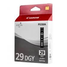 <b>Картридж Canon PGI</b>-<b>29DGY</b> темно-серый (<b>dark</b> gray) к PIXMA ...