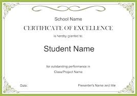 Best Performance Award Certificate Winner Certificate Templates Free Word Template Definition C