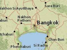 Bangkok Climate Chart Average Weather In Bangkok Thailand Year Round Weather Spark