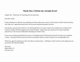 Informational Interview Email Template New Request For Interview