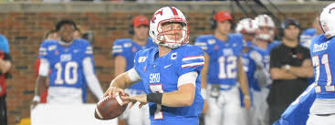 Smu Qb Shane Buechele Thriving In Second Act With Undefeated