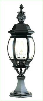 lamp post clocks outdoor designs