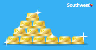 Southwest Rapid Rewards Points Chart How Much Are Southwest Points Worth Creditcards Com