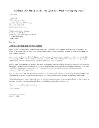 Cover Letter Format Jobstreet Eursto Com