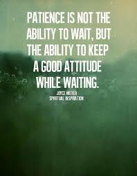 Patience Is A Virtue Quote Beauteous 48 Great Inspirational Quotes Inspirational And Motivational
