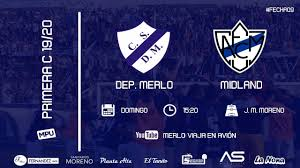 EN VIVO | Deportivo Merlo vs FC Midland - Primera C - Clausura - Fecha 9 -  YouTube