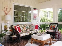 screen porch furniture ideas. Easy Front Porch Decorating Screen Furniture Ideas