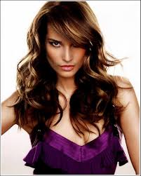 Beach Wave Hair Style this year most sexy wavy hairstyles with bangs women styles 1390 by wearticles.com