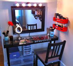 Lighted Bedroom Vanity Bedroom Vanity Sets With Lighted Mirror Home Delightful