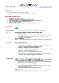 Ejemplos De Resume En Ingles Ejemplos De Resume De Trabajo Creative Resume Ideas 5