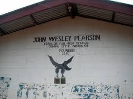 John Wesley Pearson High School | I-Help Liberia Project