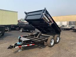 2020 pj trailers 6x12 10k dump trailer Pj Dump Trailer Wiring Diagram Dump Trailer Parts