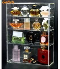 Acrylic Perfume Display Stand Acrylic Perfume Bottle Display Stand With Sliding Door Acrylic 24
