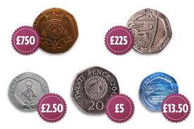 Rare And Most Valuable 20p Coins That Could Be Worth Up To 750