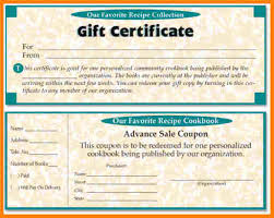 gift certificates format wording for gift certificates 7 gift certificate wording examples