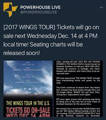 Bts Wings Tour Seating Chart Newark Bts Wings Tour 2017 Update Armys Amino