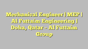 Image result for Engineers - Mechanical in Qatar