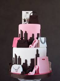 30 Best Designer Fashion Birthday Cakes Cakes And Cupcakes