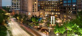 Downtown Charlotte Hotels Amenities at Hilton Center City