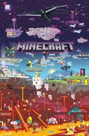Wallpaper de minecraft, Posters ...
