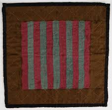 Shelly Zegart - For Sale from Great Antique Quilts Collection ... & Shelly Zegart - For Sale from Great Antique Quilts Collection -  Pennsylvania Amish Bars Doll Quilt - RARE5 Adamdwight.com