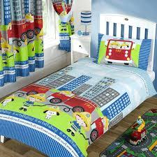 decoration fire truck crib bedding set toddler ed sheet