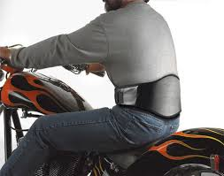 Back Support for Motorcycle Riders Braces Lower Pain Relief | Back-A-Line