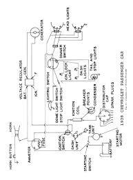 1950 Willys Wiring Diagram CJ2A 12 Volt Wiring