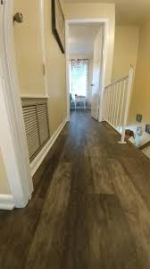 luxury vinyl plank floors in rustic flooring maple honeytone